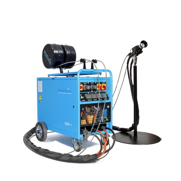 Arc Spray Equipment Manufacturers