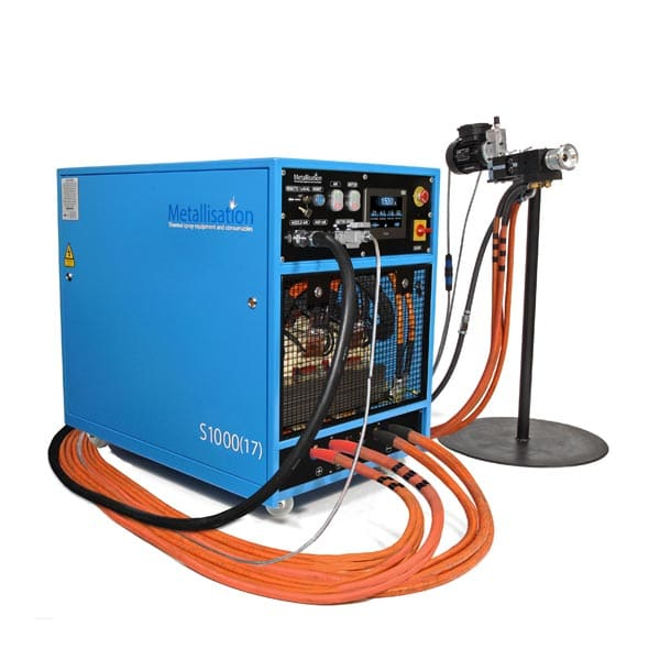 Metallisation Arc Spray Equipment