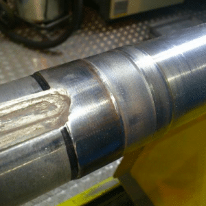 Laser Cladding For Critical Component Repair