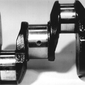 The Reclamation Of Crankshafts By Arcspraying