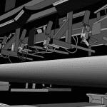 Metallisation Zinc Iorn Pipe