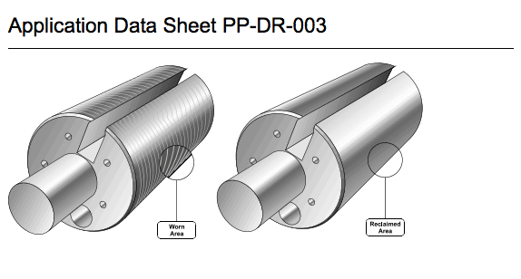 Mettalisation Data sheet PP-DR-003