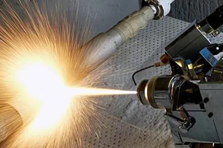 Flame Spray Equipment