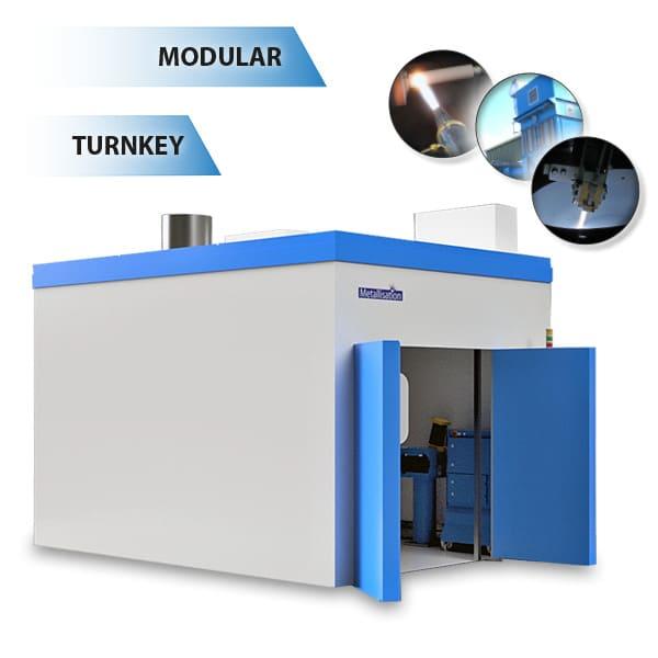Met Cell Metallisation Ltd