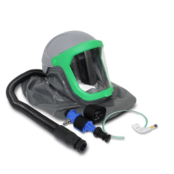 HELMET RPB F Visor Down Helmet RPB Metallisation Ltd
